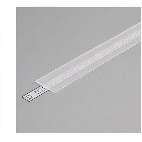 Diffuseur Dépoli 19,2mm x 1000 mm pour profilé LED