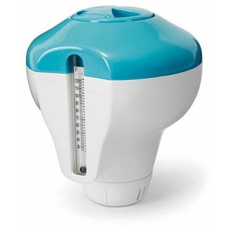 Diffuseur flottant avec thermomètre intégré Intex