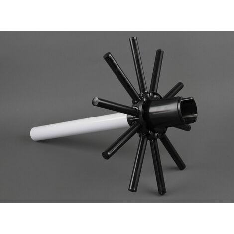 Diffuseur inférieur + crépines + tube pour filtre à sable S0244T - Hayward