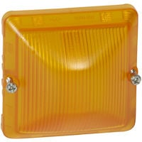 Diffuseur orange Prog Plexo composable