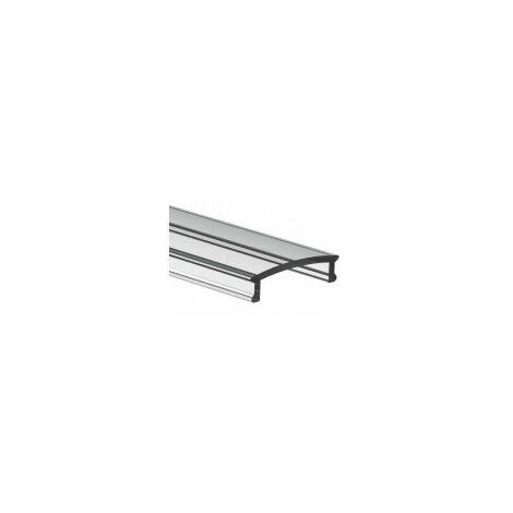 Diffuseur transparent 12,2mm SL - Longueur 1m