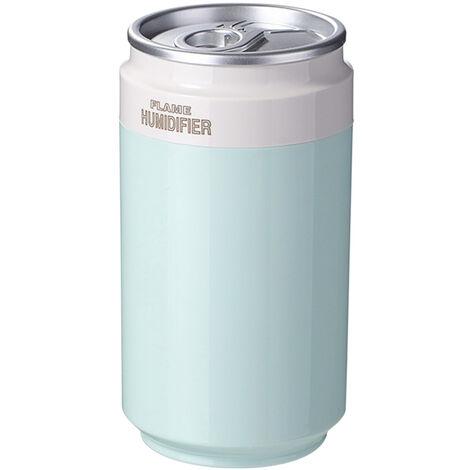 Difusor de humidificador de niebla de 200 ml, con luz colorida, humidificador silencioso, difusor de aceite esencial
