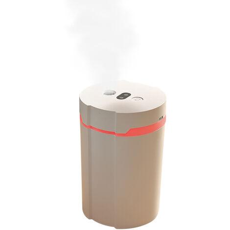 Difusor de humidificador de niebla de induccion inteligente de 280 ml, con luz LED, humidificador de esterilizacion de alcohol