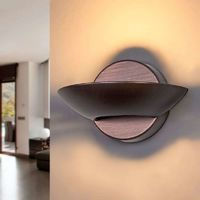 Difusor de pared LED Matti de metal