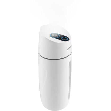 Difusor del humidificador de la niebla del coche 250mL, humidificador silencioso portatil