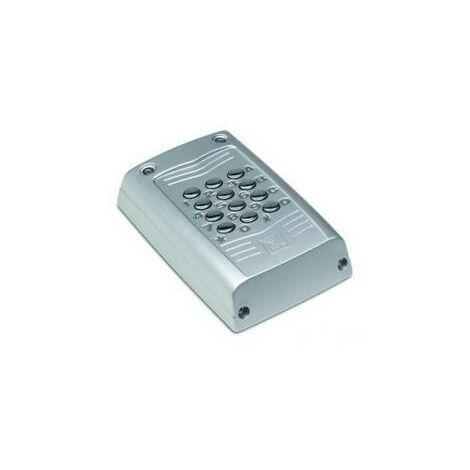 Digicode sans fil, 433 Mhz, 4 canaux CARDIN clavier à code - SSBT9K4 - SSBT9K4.