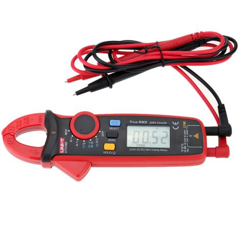 Digital clamp meter multimeter UT210D shipped without battery