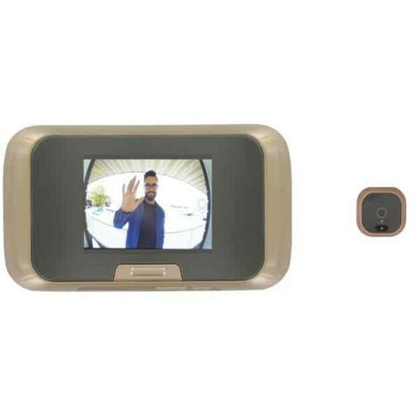 Digital door viewer Eques R01