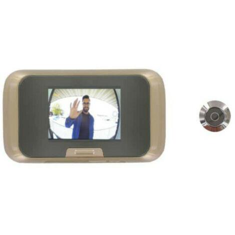 Digital door viewer Eques R03