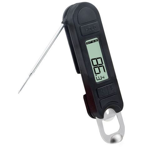 Digital Food Thermometer Meat Barbecue BBQ Grill Smoker Thermometer