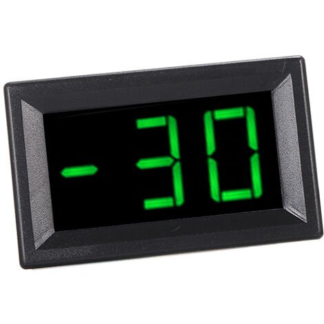 Digital high temperature thermometer XH-B310 green