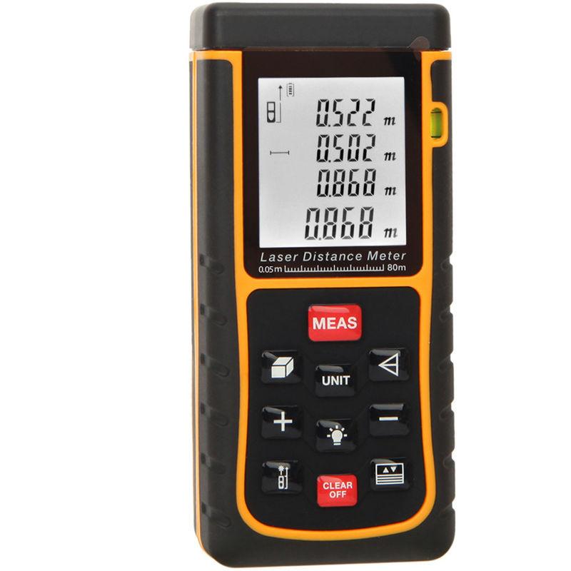 Image of Digital Laser Distance Meter Range Finder