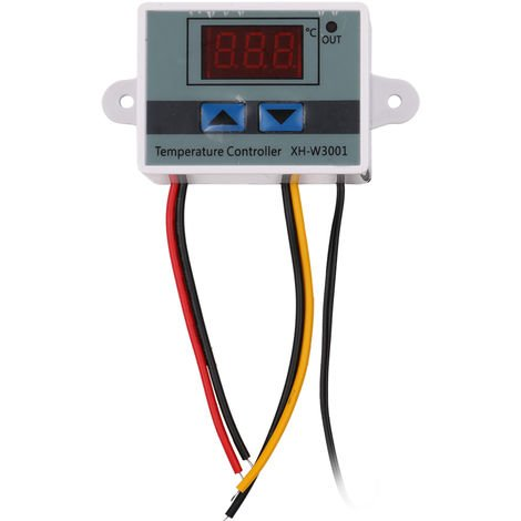 Digital LCD Display Temperature Controller XH-W3001