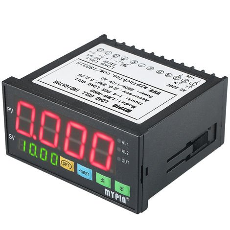 Digital LED Display Weighing Meter Load-cells Indicator LM8-NND