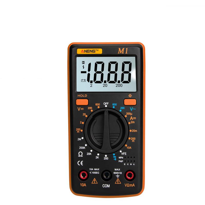 Image of Digital Multimeter Color Box M1 Orange