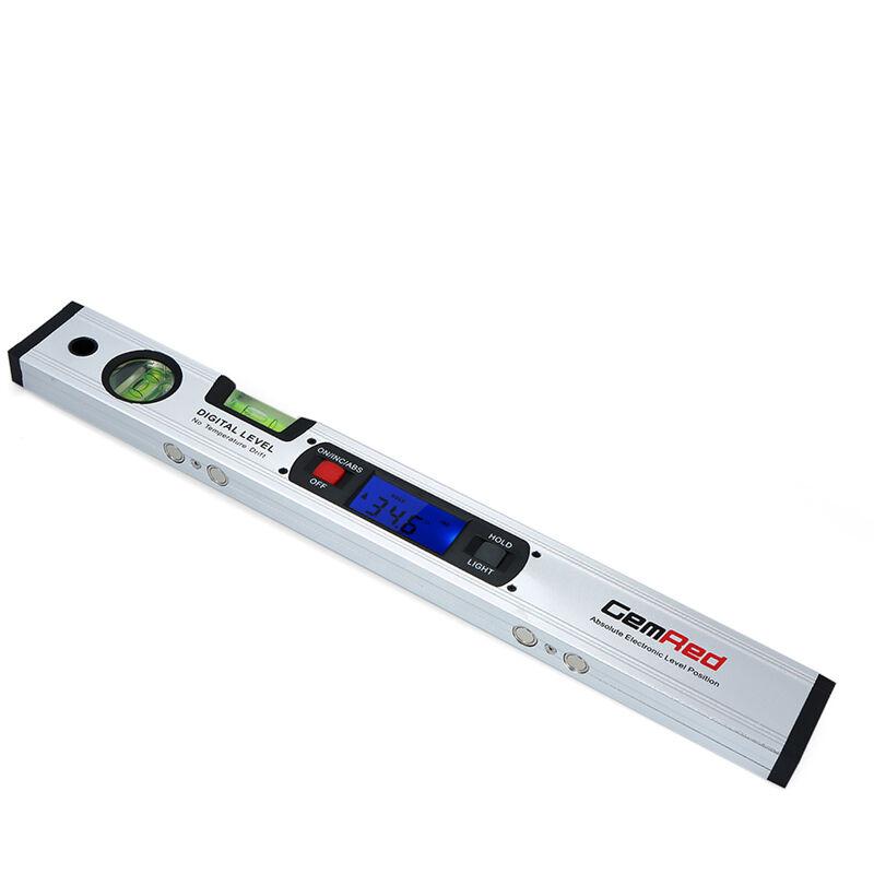Image of Gemred - Digital spirit level spirit level angle ruler without battery