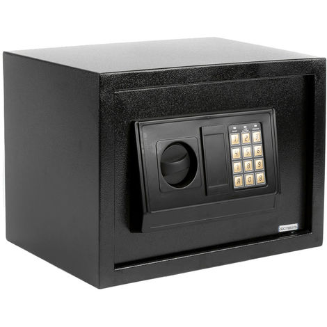 Digital Steel Safe Electronic Security Home Valuables Safety Box