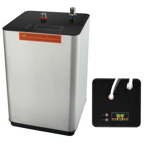 Digital Touch Screen 2.4L Instant Hot Water Tank 15kw for Boiling Water Taps