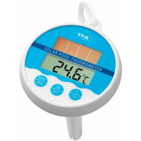 Digitales Solar Poolthermometer