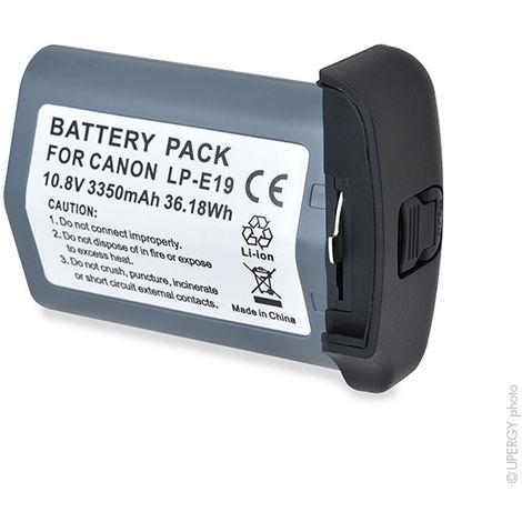Digitalkamera Akku LP-E19 10.8V 3350mAh - LP-E19 ; LPE19