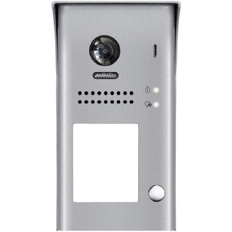 Digitone by Gates - DT-607 - Platine de rue avec 1 bouton d'appel - Gris