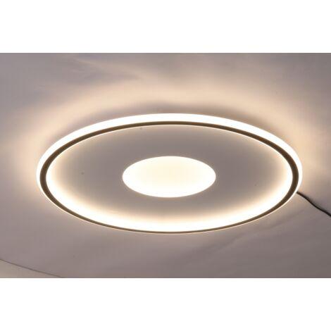 DIGOO DG-MD1805 36W 40CM plafonnier LED cercles concentriques Dimmable plafonnier avec télécommande AC185-265V lanterne réglable