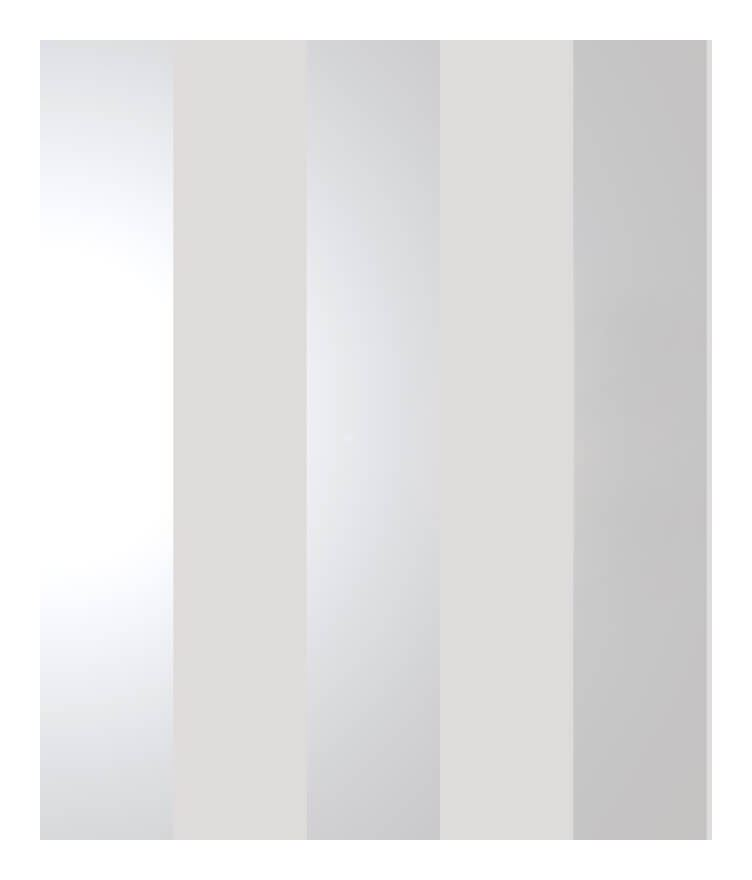 Image of Bold Stripe Grey Silver Metallic Shimmer Wallpaper Feature Holden Decor Dillan