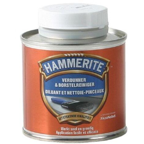 Diluant et nettoyant pinceaux - 250ml