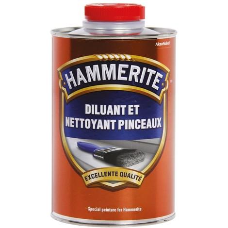 Diluant et nettoyant pinceaux antirouille HAMMERITE- plusieurs modèles disponibles