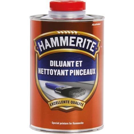 Diluant et nettoyant pinceaux antirouille HAMMERITE - plusieurs modèles disponibles