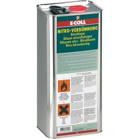 Diluant laques cellulosiques, Modèle : Bidon de 6 l (par 4)