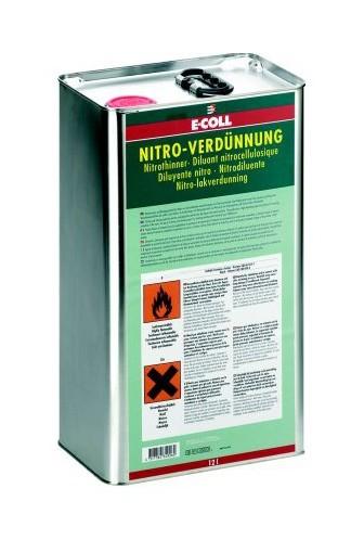 Diluant nitrocellulosique 12L (Par 2) - E-coll