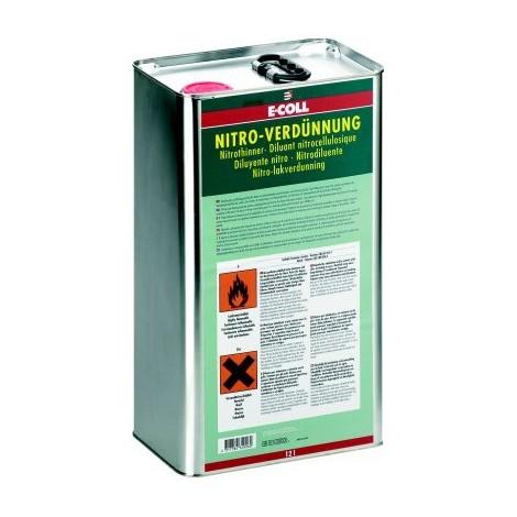 Diluant nitrocellulosique 12L E-COLL (Par 2)