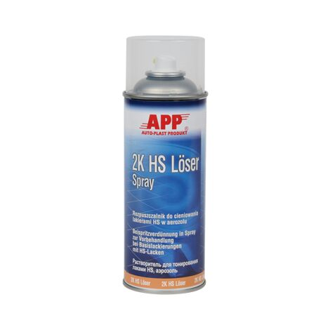 diluant raccordeur en spray 400ml