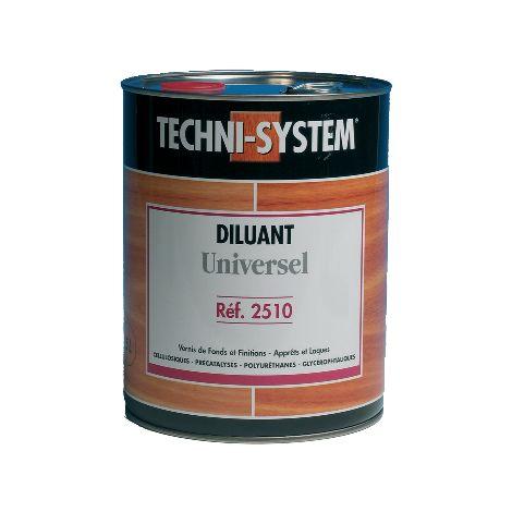 Diluant universel 2510 COMUS SAS - 25 L - 8266