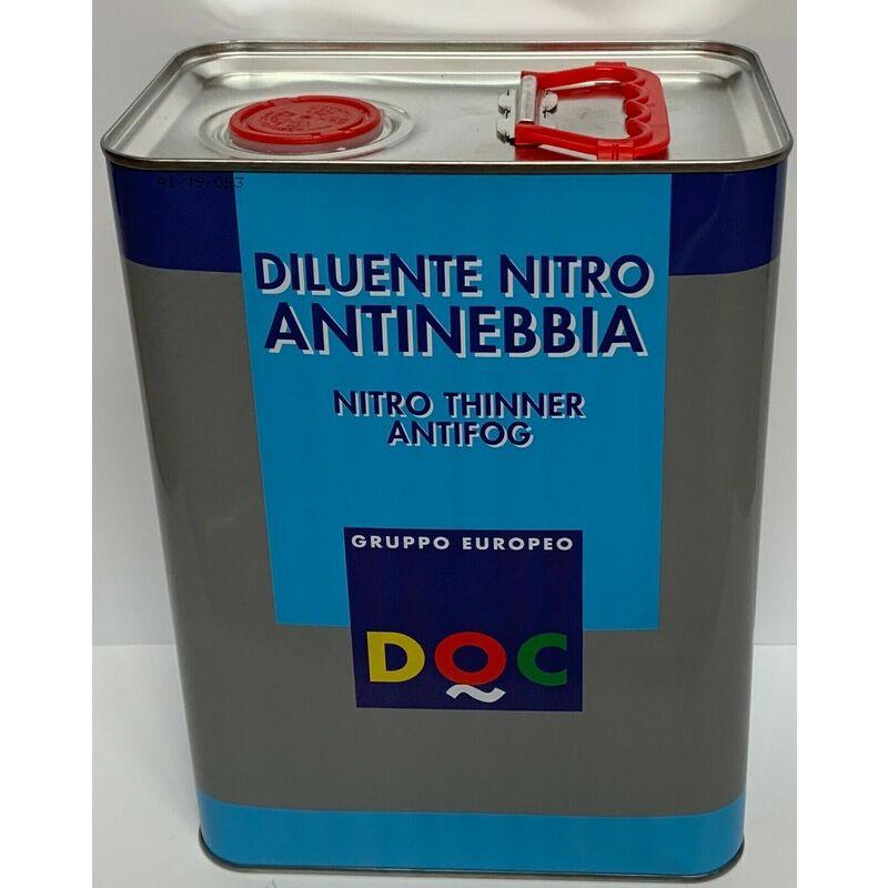 5 Diluente nitro antinebbia lt