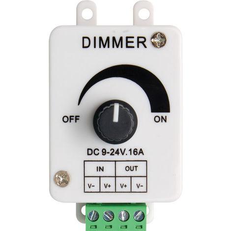 DIMMER CONTROL TIRA LED 16A 12-24V MONOCOLOR