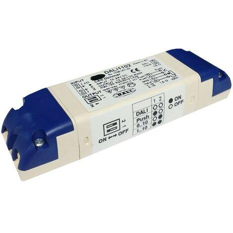 Dimmer Tecnel para tiras de LED de los Botones de control DALI1INT110