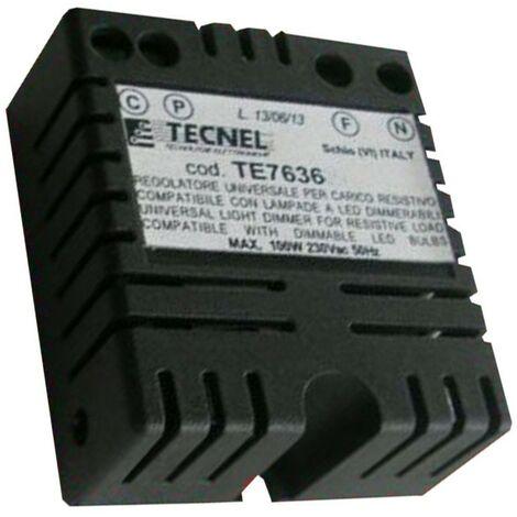 Dimmer Tecnel universal Mosfet de lámparas LED de dimmable TE7636