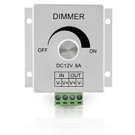Dimmer Tira LED 12VDC ► 96W (TB-T4)