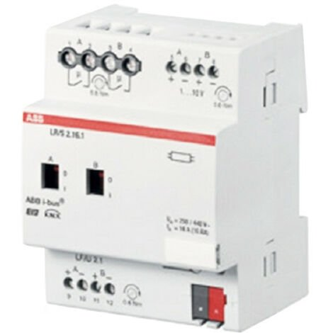 Dimmer Universal KNX ABB de 2 canales Y 026 0