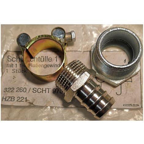 Dimplex 322260 External thread end 1