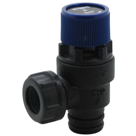 Dimplex - 6 Bar Pressure Expansion Relief Valve (1 Piece) SC06004