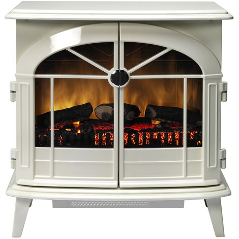 Dimplex Chevalier Electric stove 2.0kW Cream CHV20N