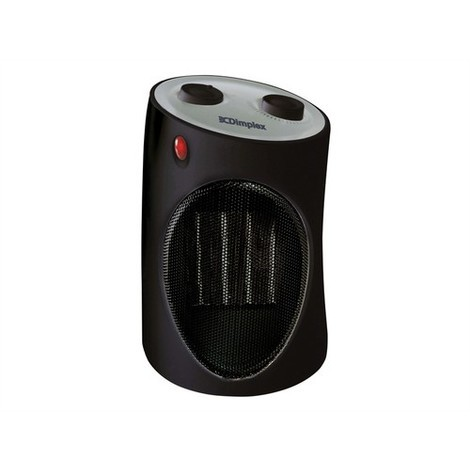 Dimplex DXUC2B Upright Ceramic Fan Heater with Cool Blow 2kW