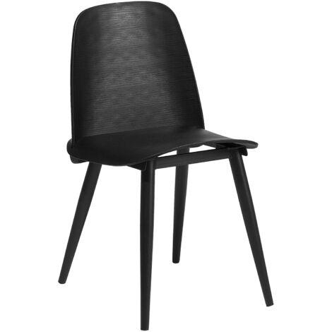 Dining Chair Black HAMILTON