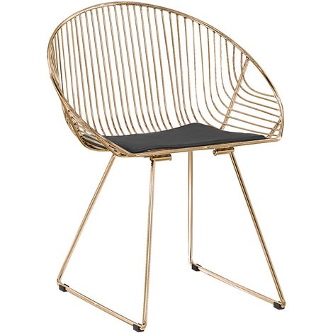 Dining Chair Gold AURORA