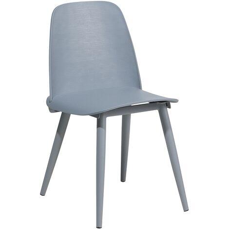 Dining Chair Grey HAMILTON