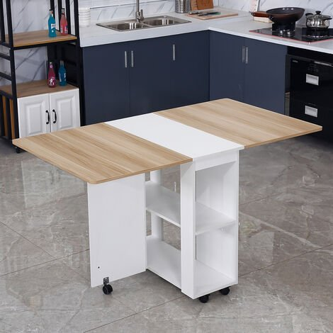 """main image of """"Dining Table Folding Desk w/ 4X Stools Seat"""""""