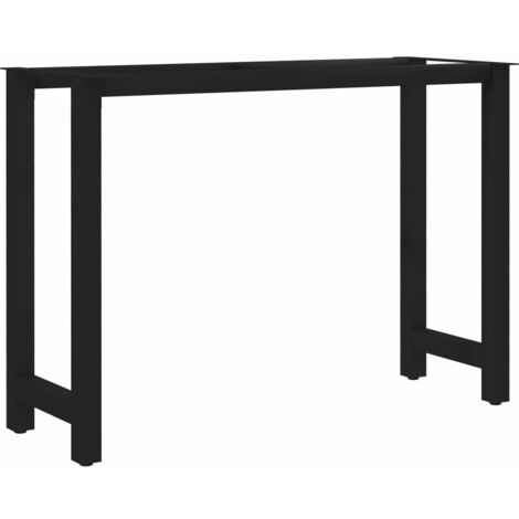 Dining Table Leg H Frame 100x40x72 cm